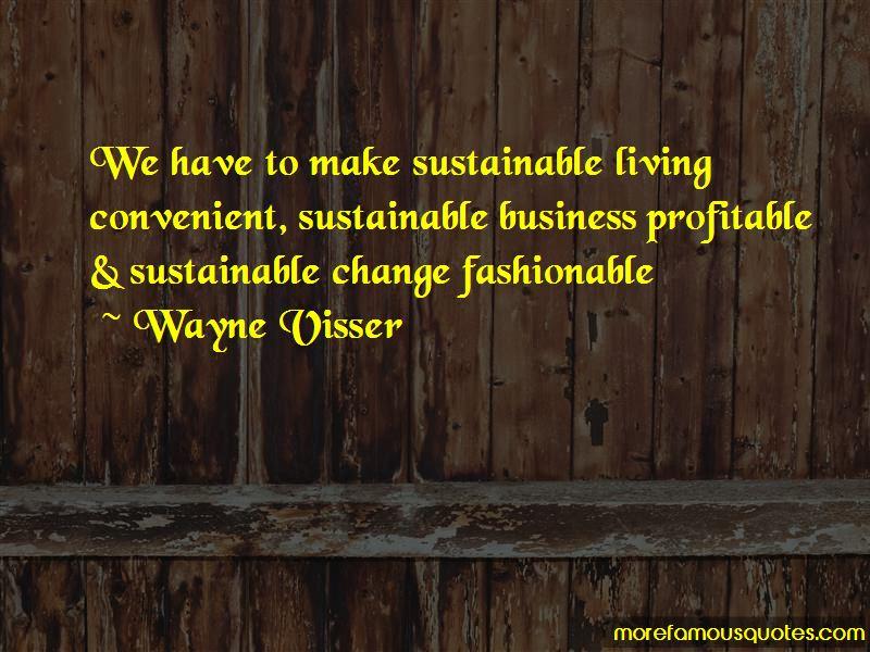 Wayne Visser Quotes Pictures 3