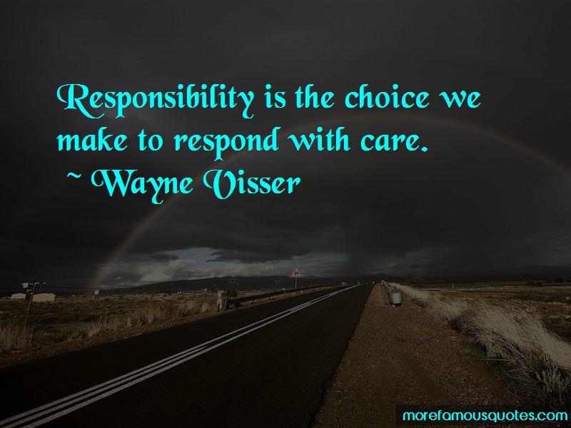 Wayne Visser Quotes