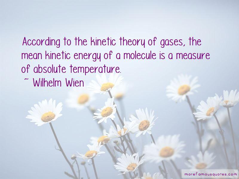 Wilhelm Wien Quotes Pictures 3