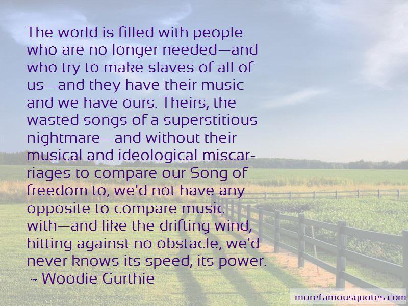 Woodie Gurthie Quotes