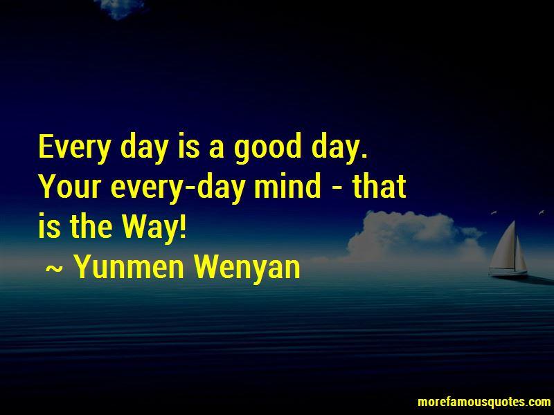 Yunmen Wenyan Quotes Pictures 3