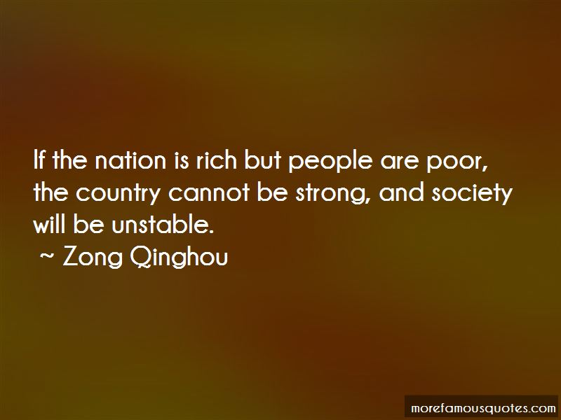 Zong Qinghou Quotes Pictures 2