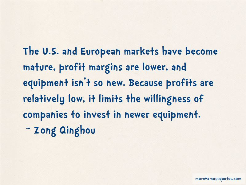 Zong Qinghou Quotes Pictures 3