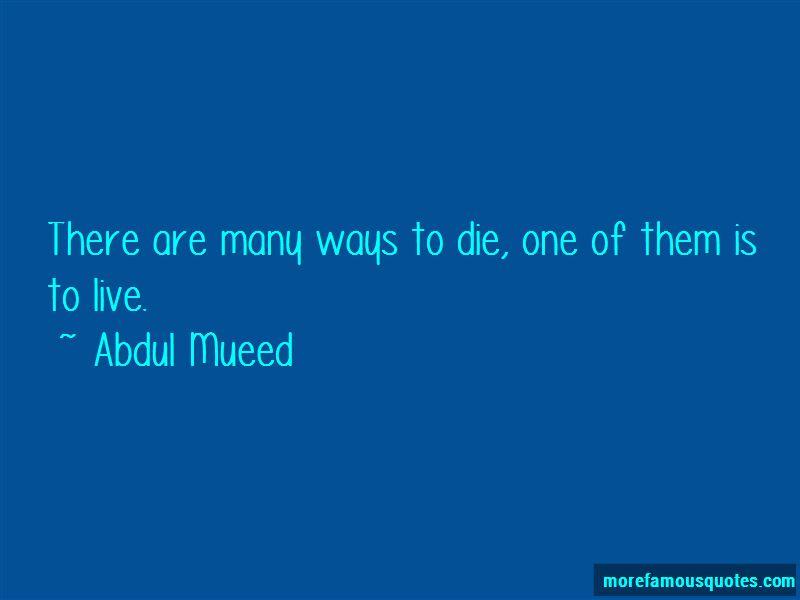 Abdul Mueed Quotes Pictures 2