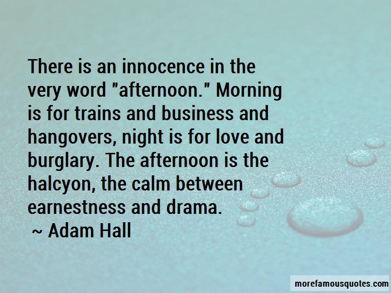 Adam Hall Quotes Pictures 3
