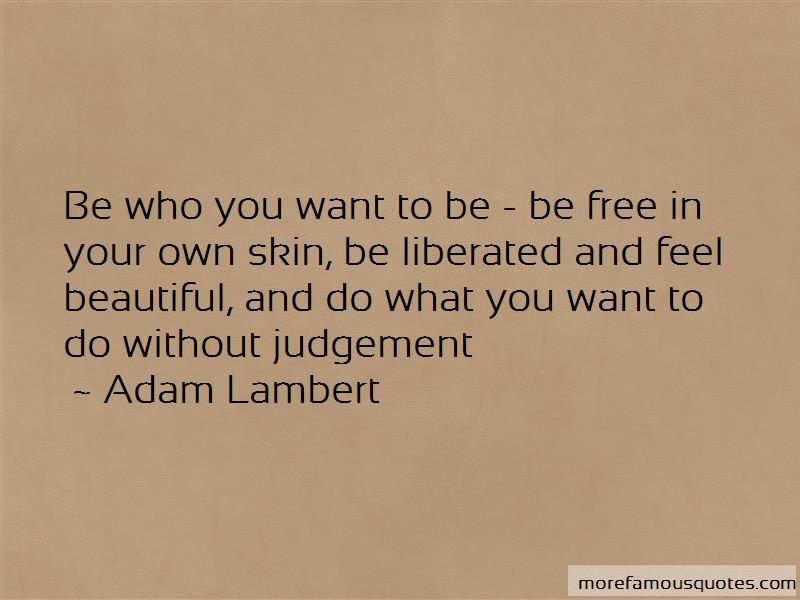 Adam Lambert Quotes Pictures 4