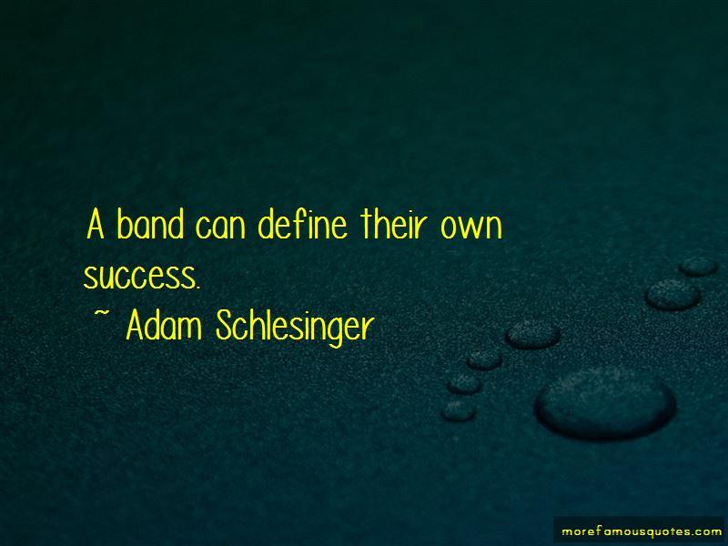 Adam Schlesinger Quotes Pictures 2