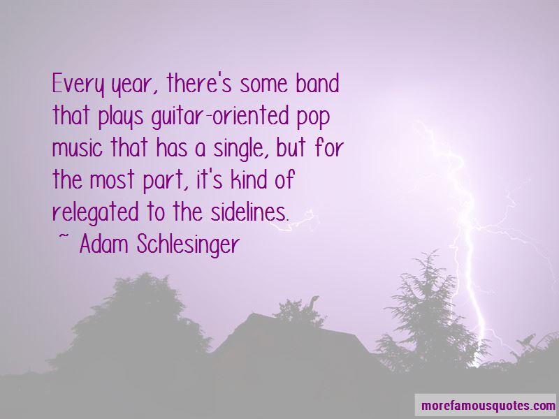 Adam Schlesinger Quotes Pictures 4