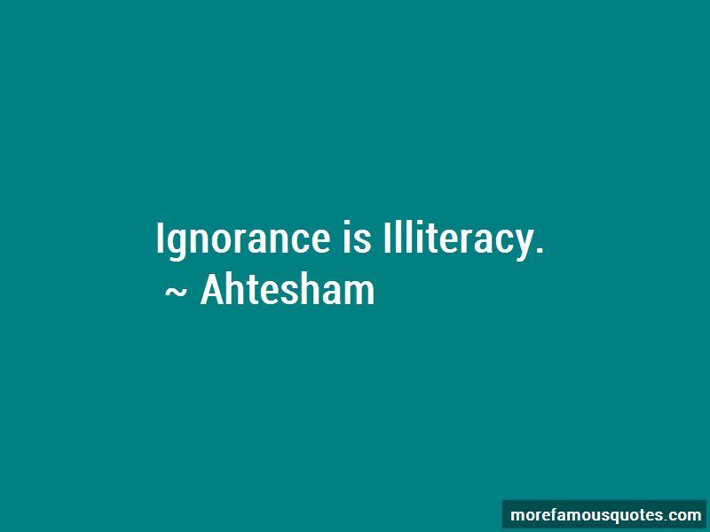 Ahtesham Quotes