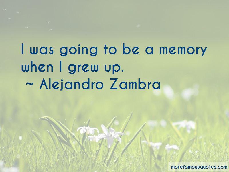 Alejandro Zambra Quotes Pictures 2