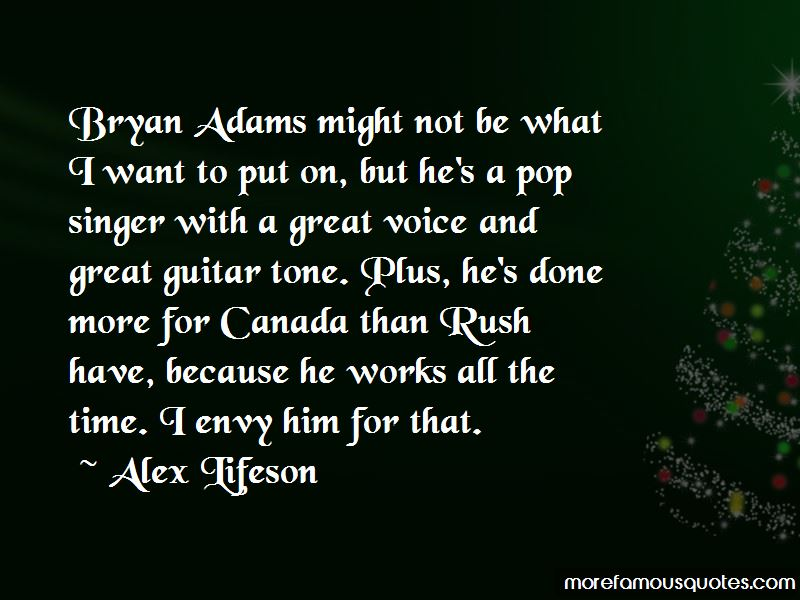 Alex Lifeson Quotes Pictures 2