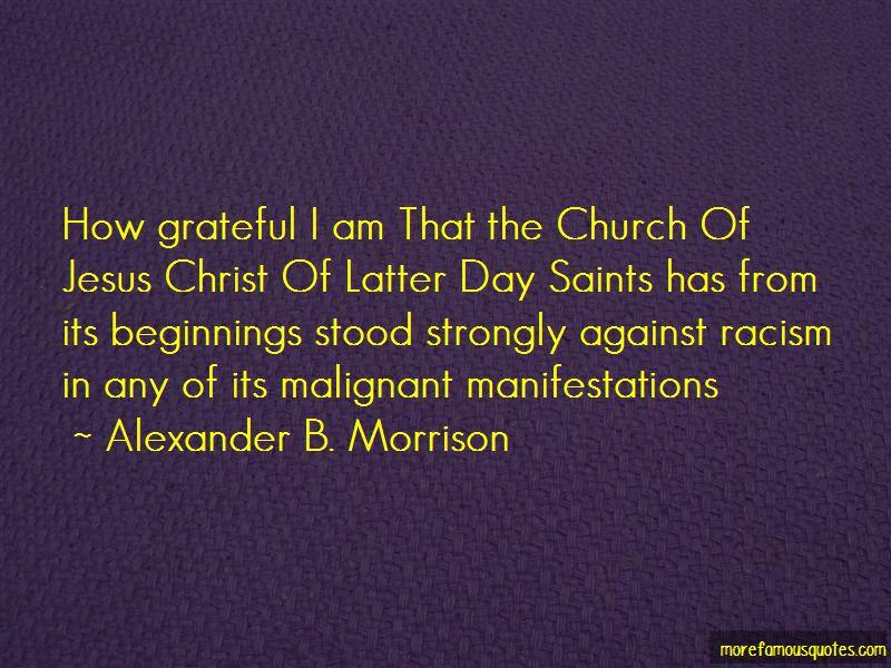Alexander B. Morrison Quotes Pictures 2