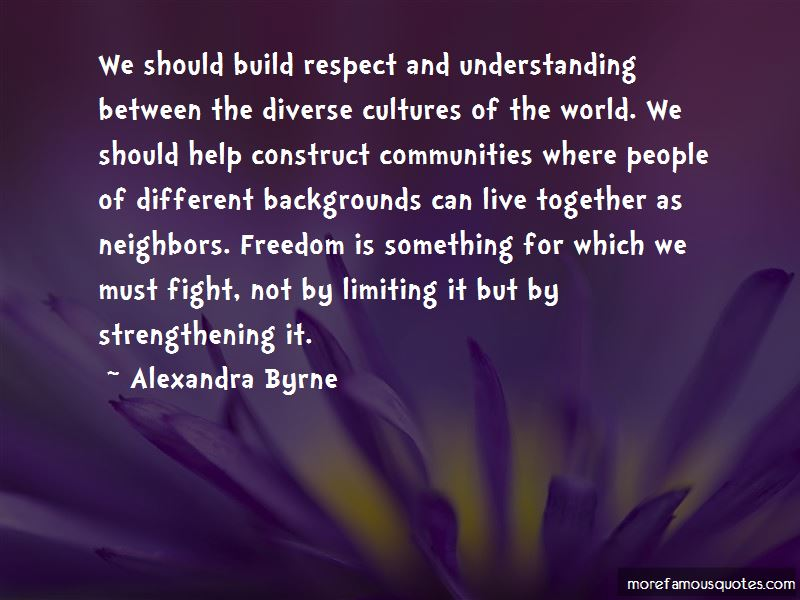 Alexandra Byrne Quotes