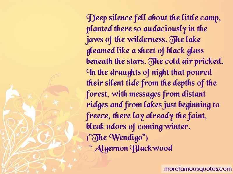 Algernon Blackwood Quotes Pictures 3