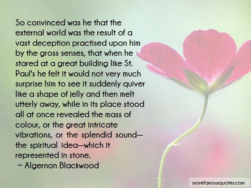 Algernon Blackwood Quotes Pictures 4