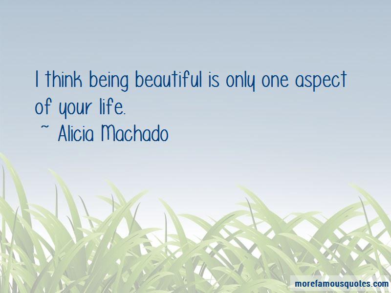 Alicia Machado Quotes Pictures 2