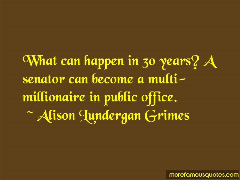 Alison Lundergan Grimes Quotes Pictures 3