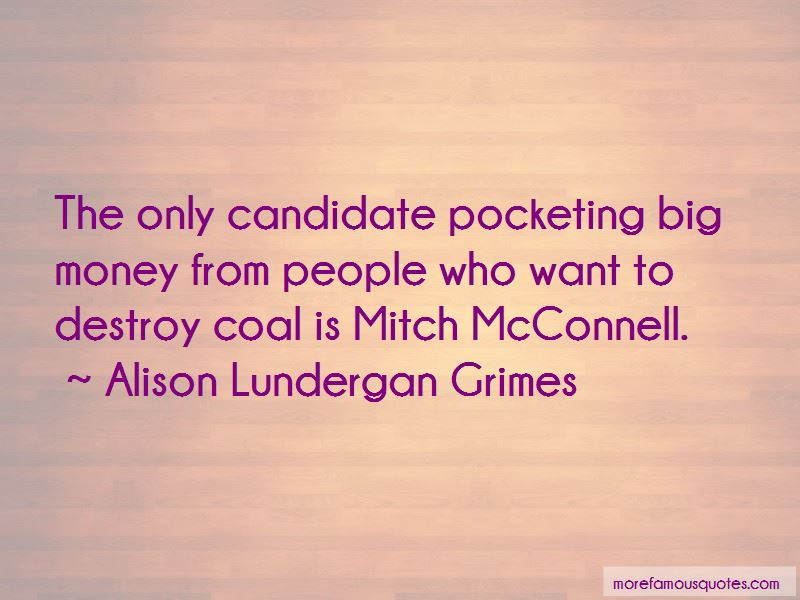 Alison Lundergan Grimes Quotes Pictures 4