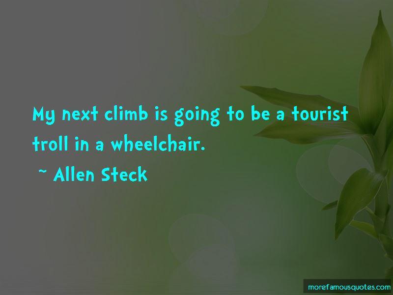 Allen Steck Quotes Pictures 2