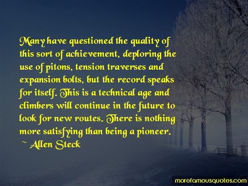 Allen Steck Quotes Pictures 4