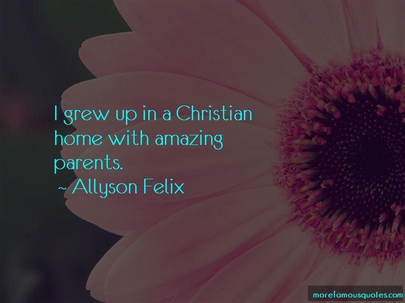 Allyson Felix Quotes Pictures 3