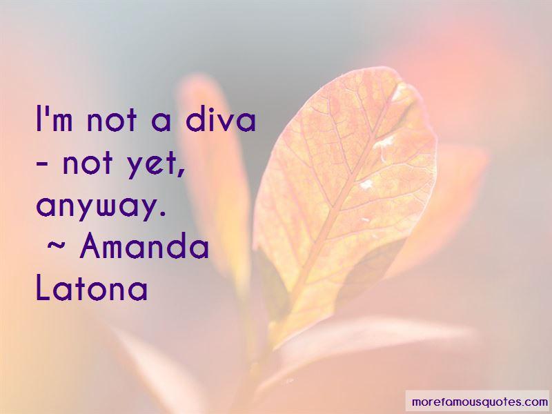 Amanda Latona Quotes Pictures 3