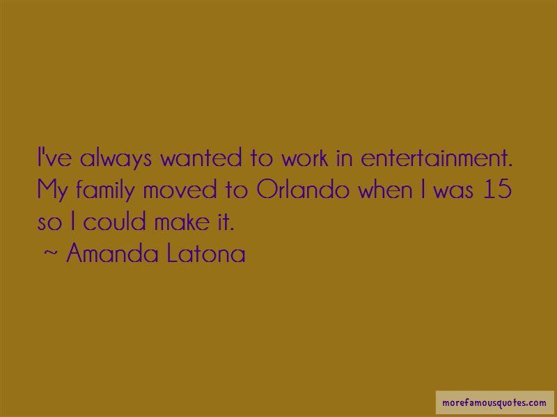 Amanda Latona Quotes Pictures 4