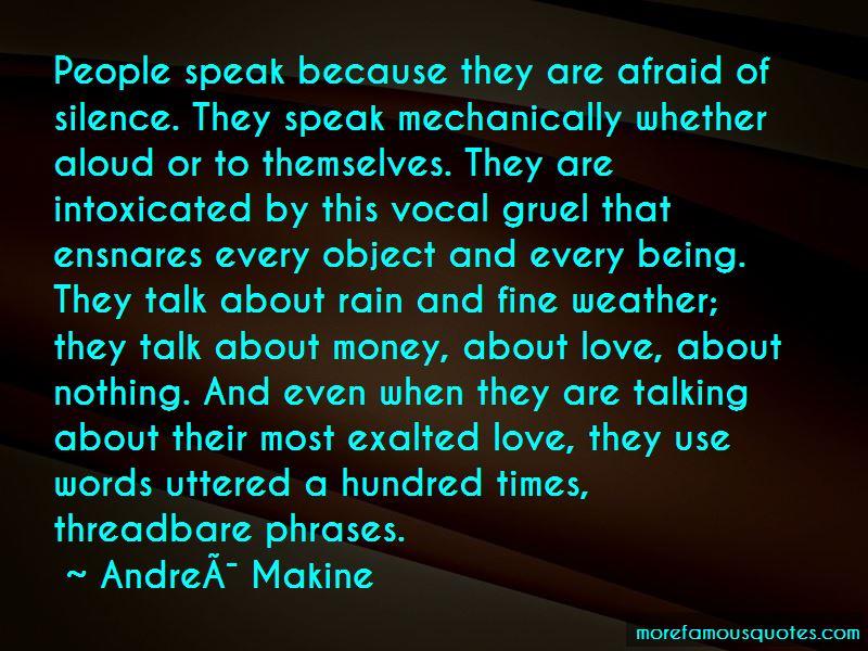Andrei Makine Quotes