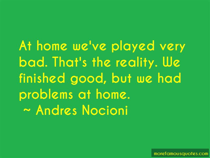 Andres Nocioni Quotes