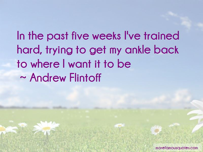 Andrew Flintoff Quotes Pictures 3