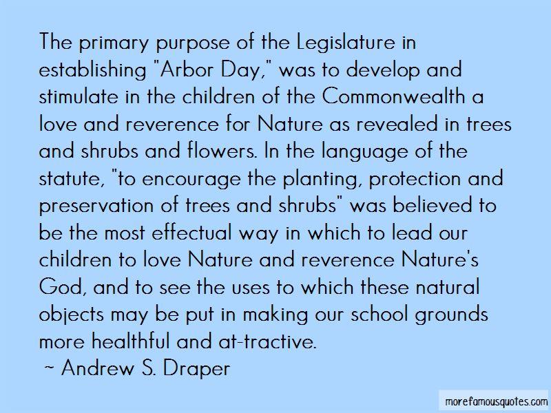 Andrew S. Draper Quotes