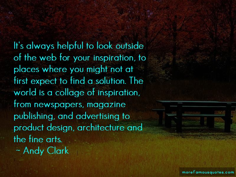 Andy Clark Quotes Pictures 3