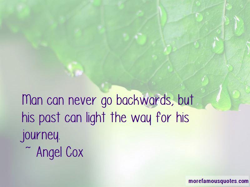 Angel Cox Quotes