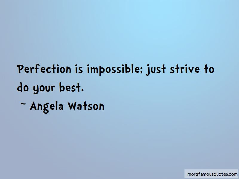 Angela Watson Quotes Pictures 2