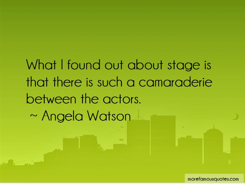Angela Watson Quotes Pictures 3