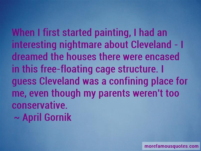 April Gornik Quotes Pictures 3