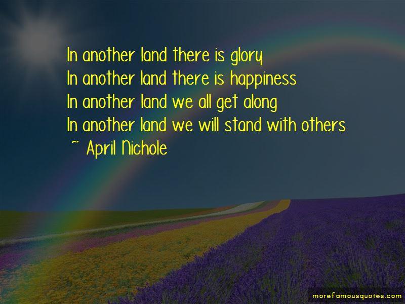 April Nichole Quotes Pictures 2