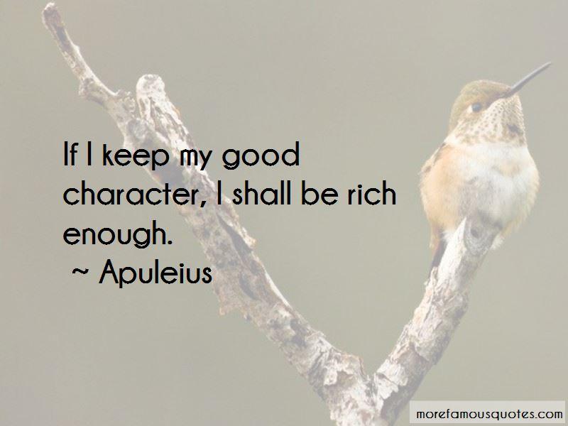 Apuleius Quotes Pictures 2