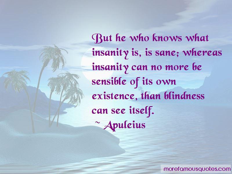 Apuleius Quotes