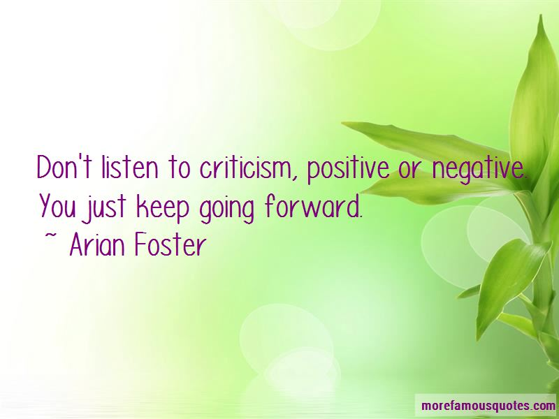 Arian Foster Quotes Pictures 4