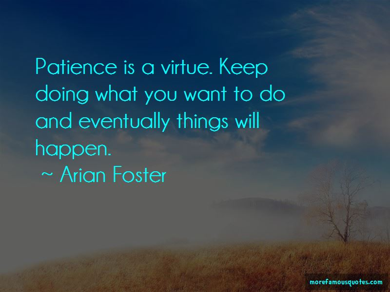 Arian Foster Quotes
