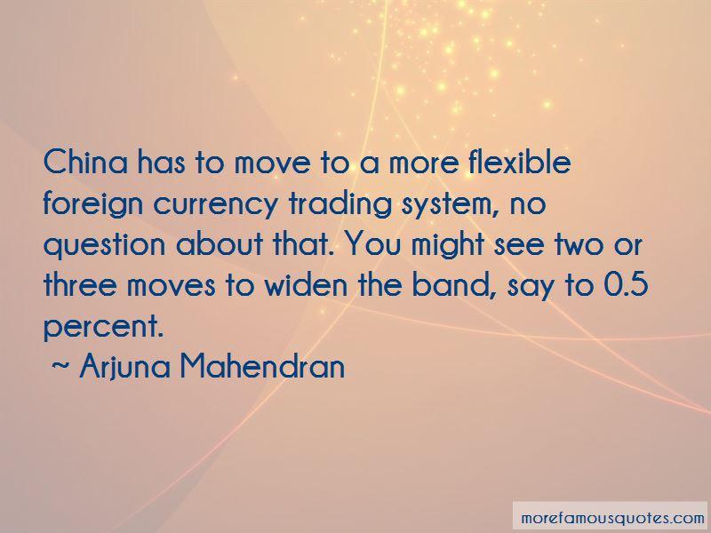 Arjuna Mahendran Quotes