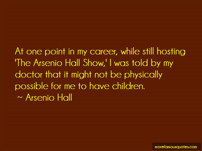 Arsenio Hall Quotes Pictures 3