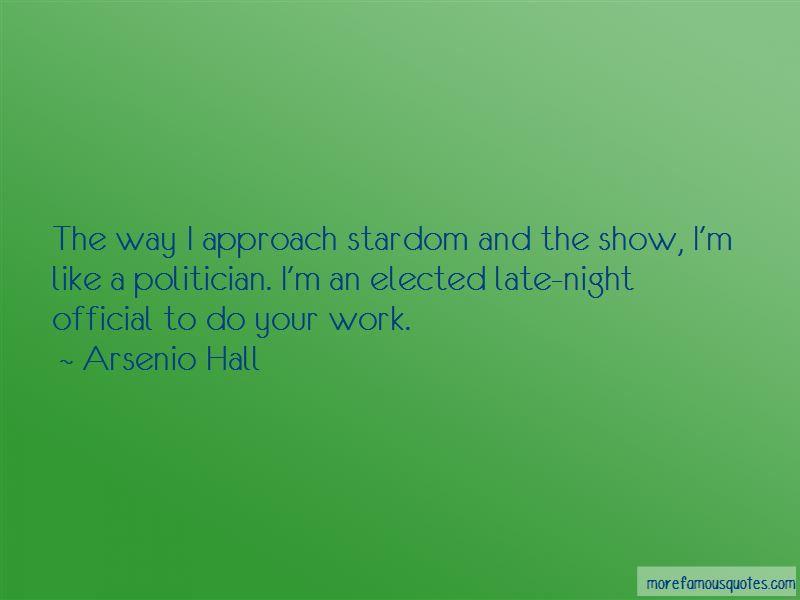 Arsenio Hall Quotes