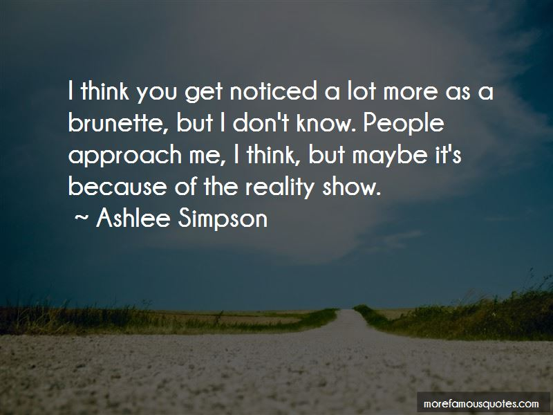 Ashlee Simpson Quotes Pictures 2