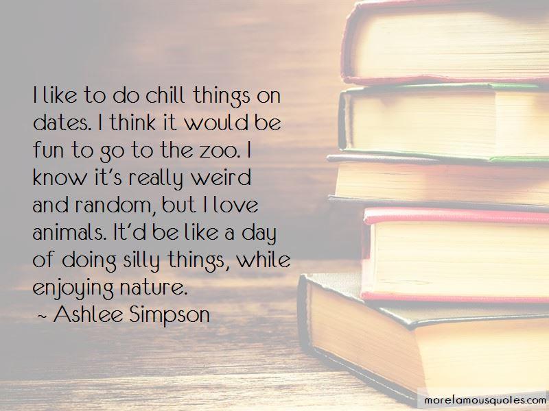 Ashlee Simpson Quotes