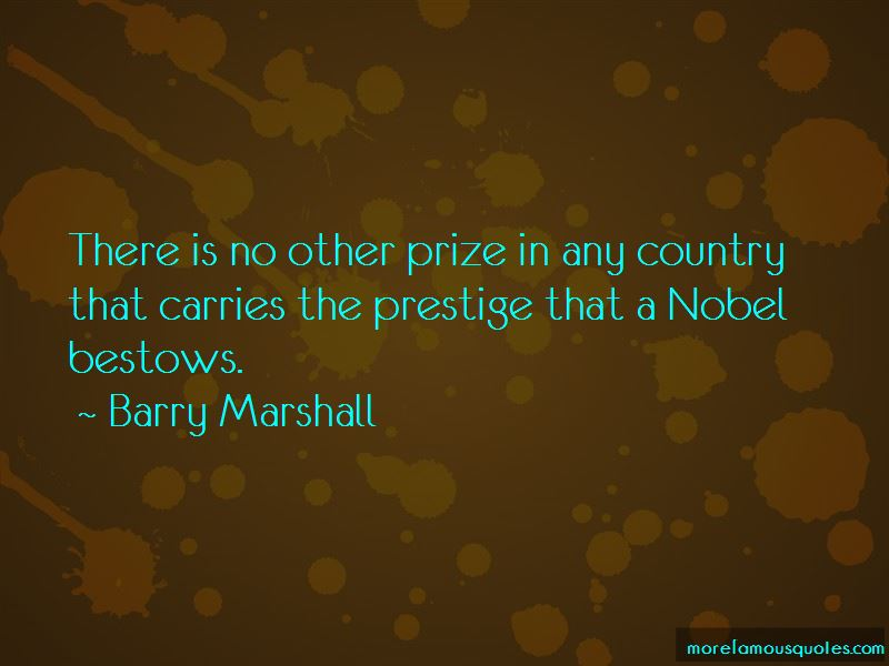 Barry Marshall Quotes Pictures 4