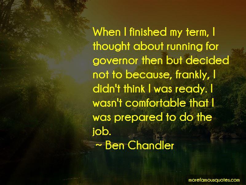 Ben Chandler Quotes Pictures 3