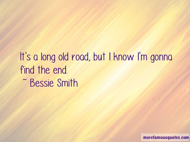 Bessie Smith Quotes Custom Bessie Smith Quotes Top 9 Famous Quotesbessie Smith