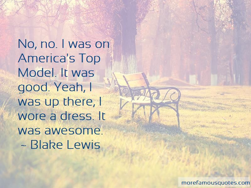 Blake Lewis Quotes Pictures 2